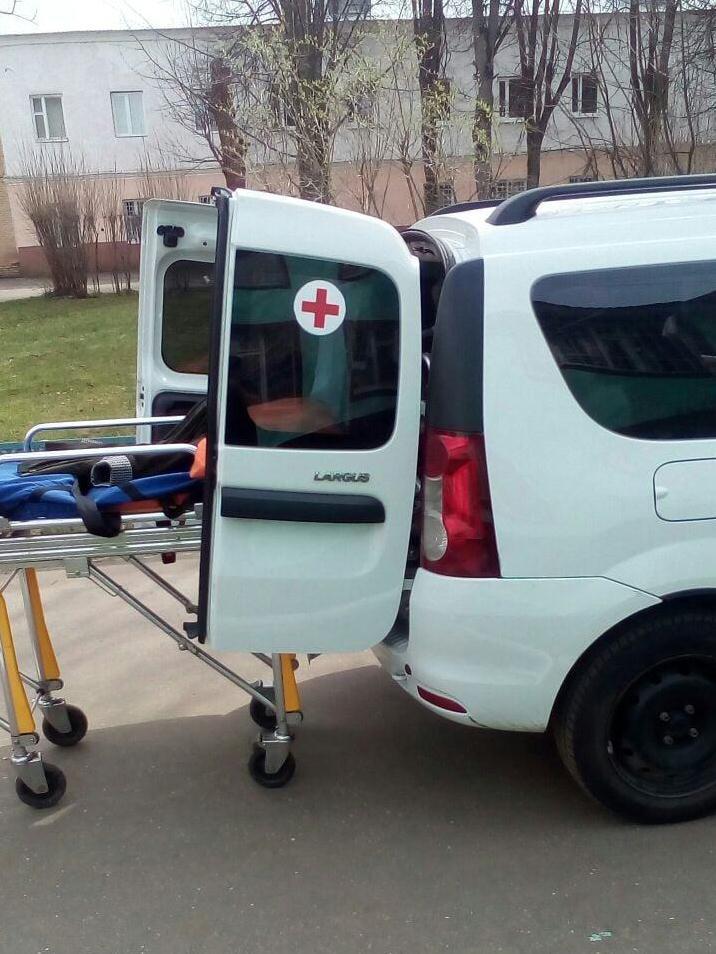 Услуги перевозки лежачих больных 2