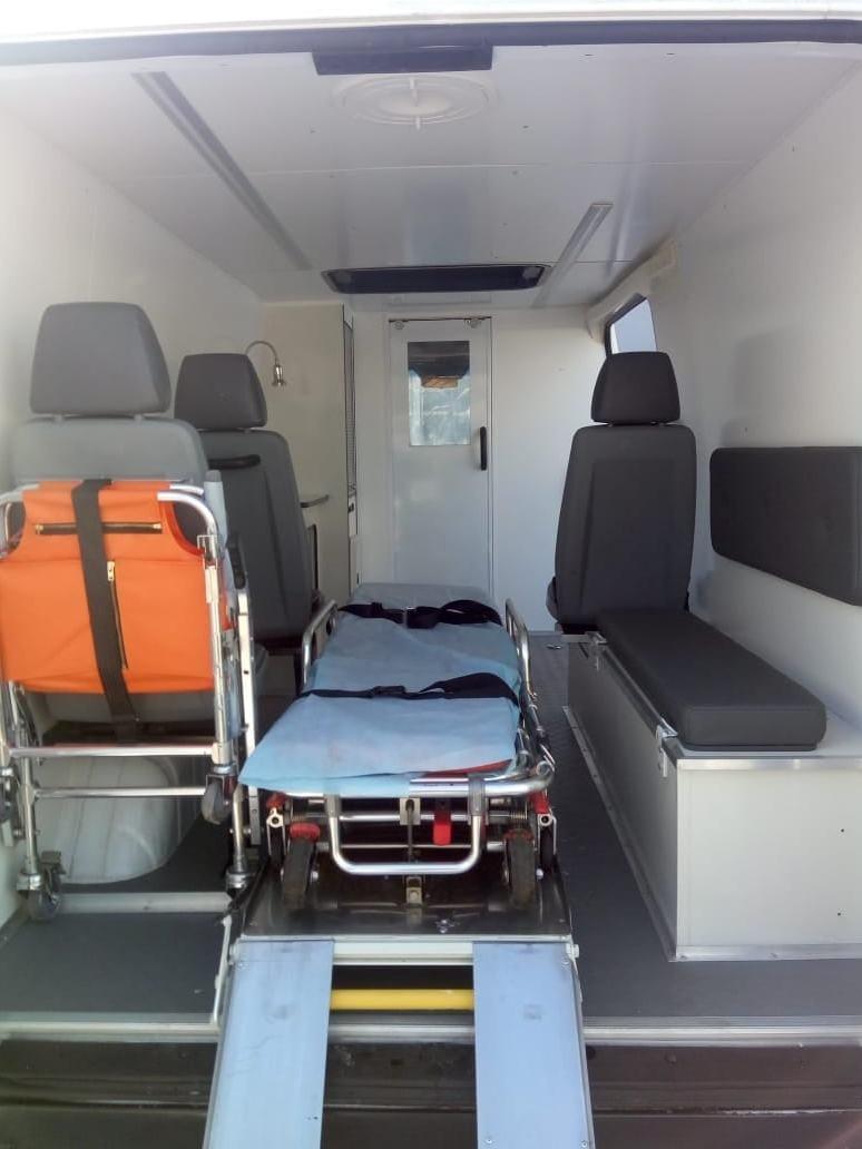 Перевозка лежачих больных в Москве 3