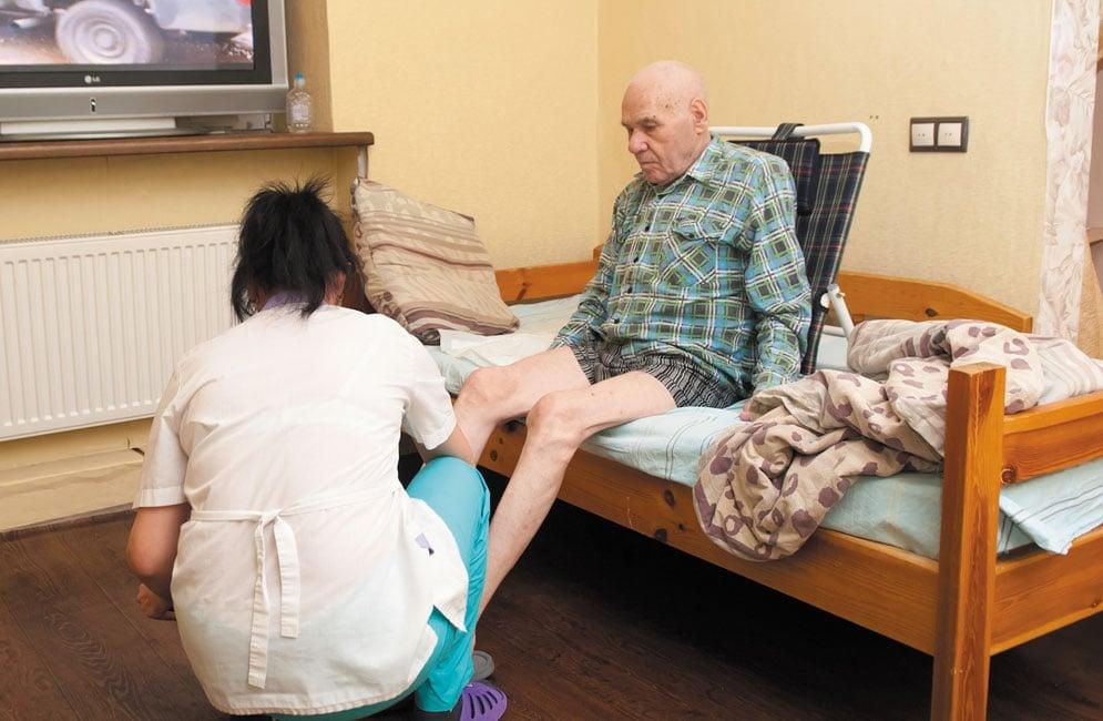 Пансионат для пожилых в Переделкино