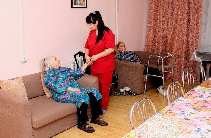 Хоспис для престарелых 2