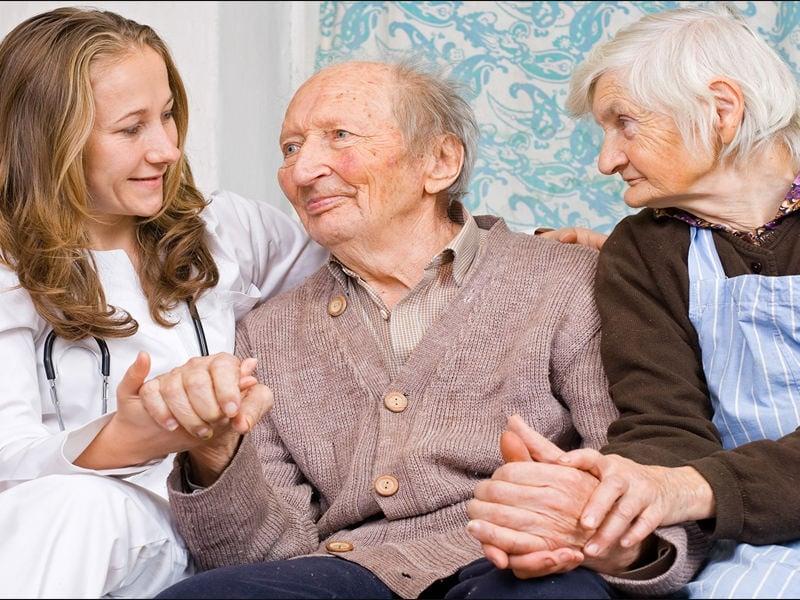 Хоспис для престарелых 3