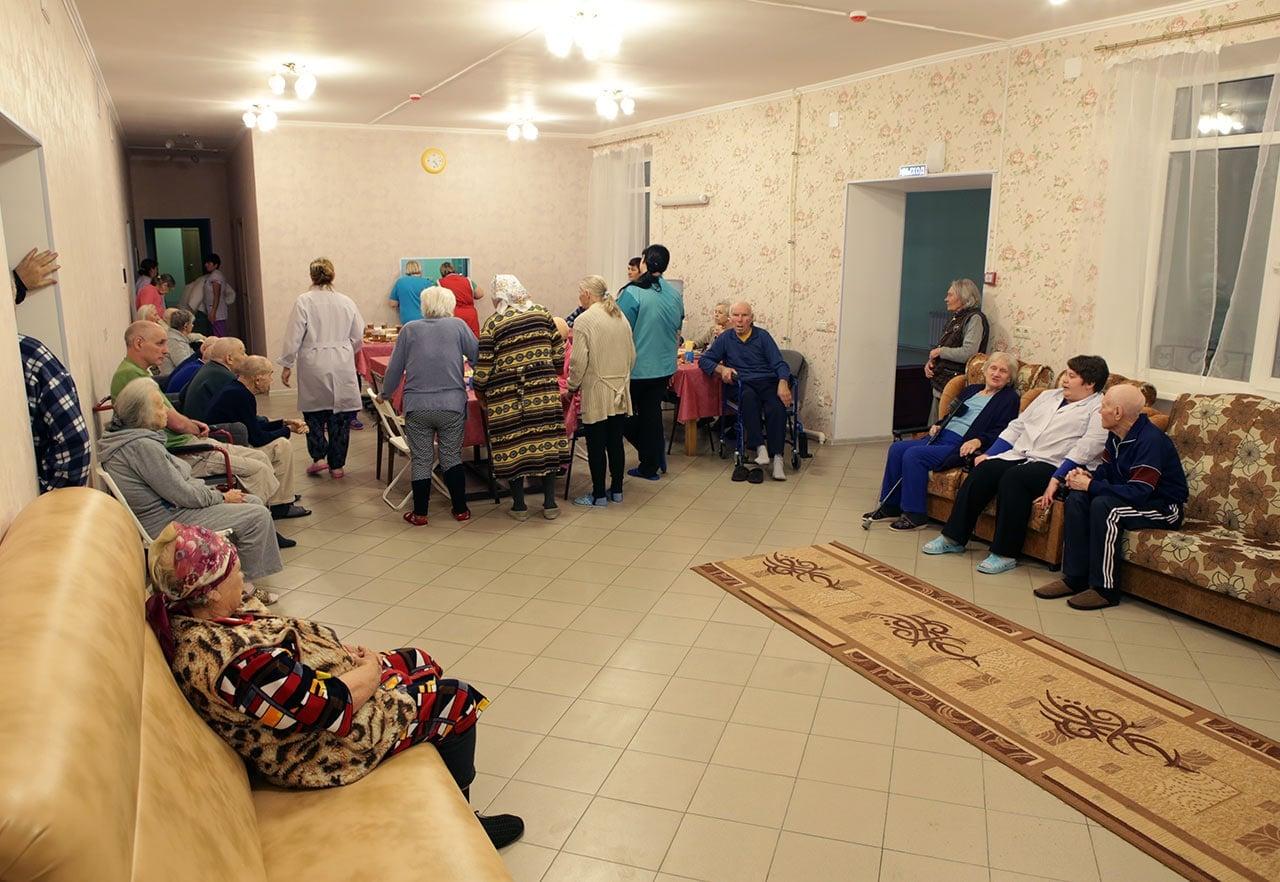 Хоспис для престарелых 5