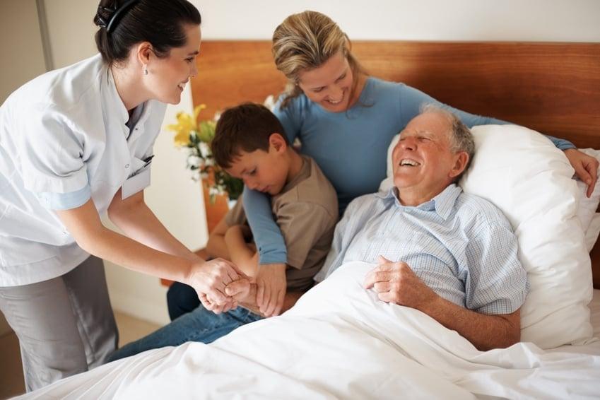 Хоспис для лежачих больных после инсульта в Москве