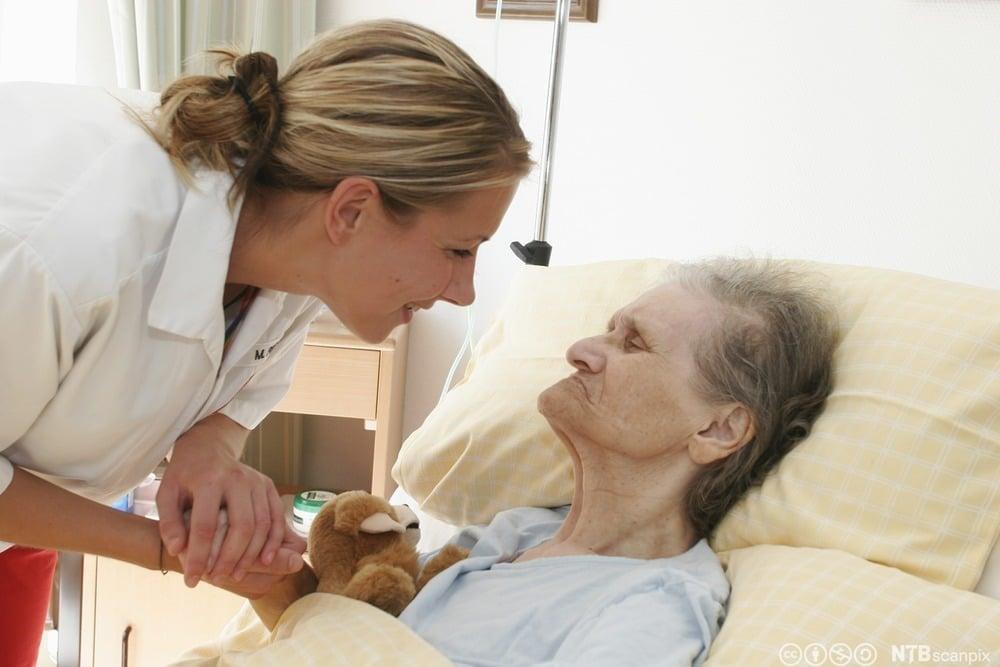 Хоспис для больных после инсульта