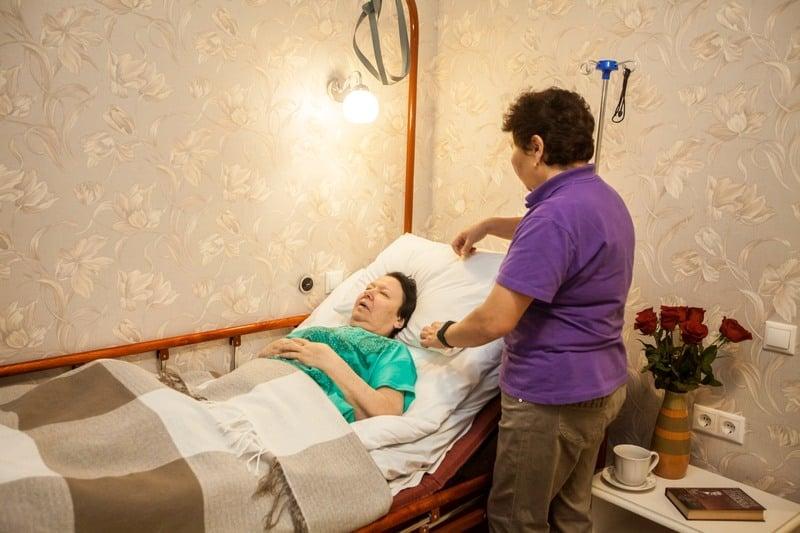 Хоспис для лежачих больных 2