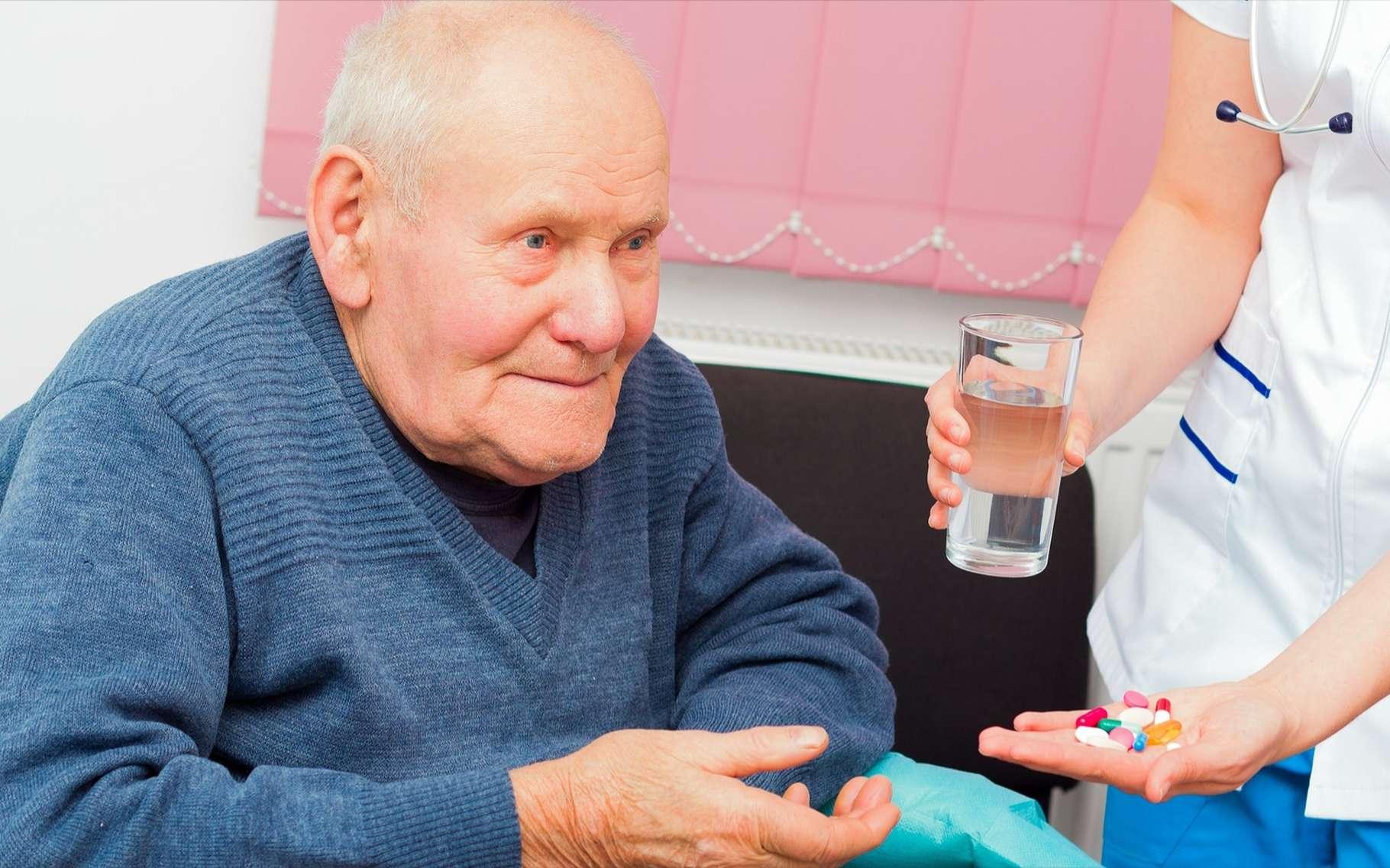 Пансионат для больных альцгеймером 2