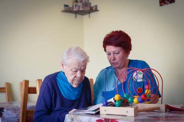 Частный пансионат для пожилых с деменцией