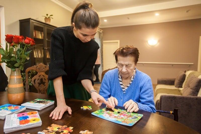 Пансионат для пожилых людей с деменцией 2