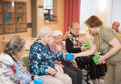 Дом престарелых для больных деменцией 2