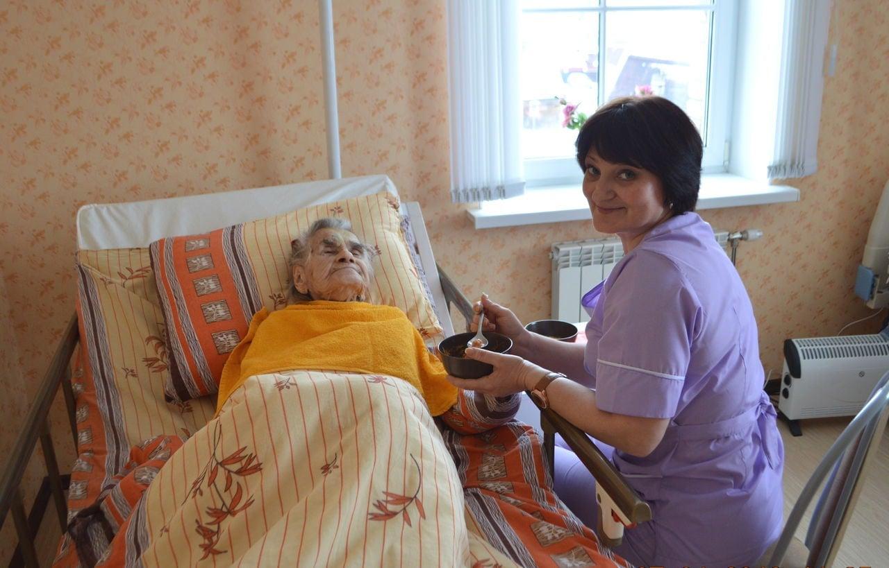 Частный пансионат по уходу за лежачими больными 2