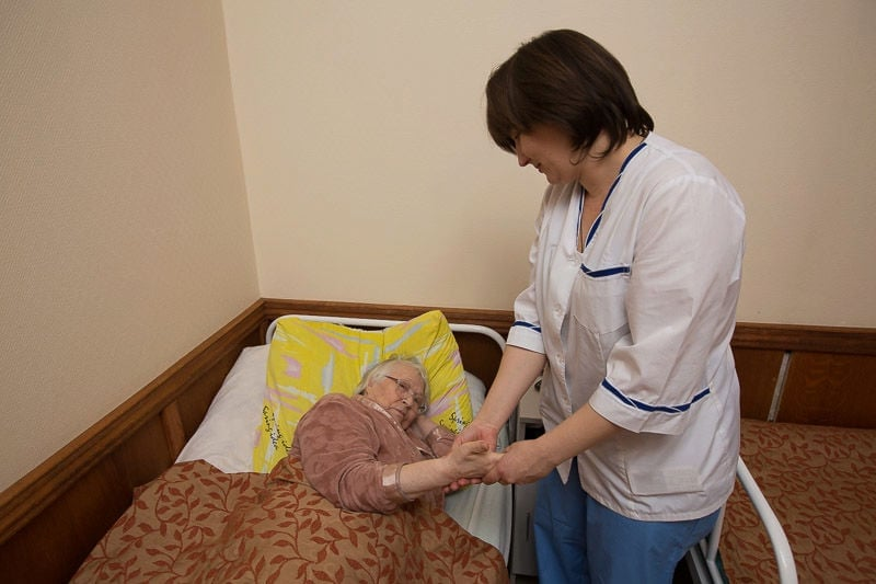 Пансионат для лежачих больных: цены