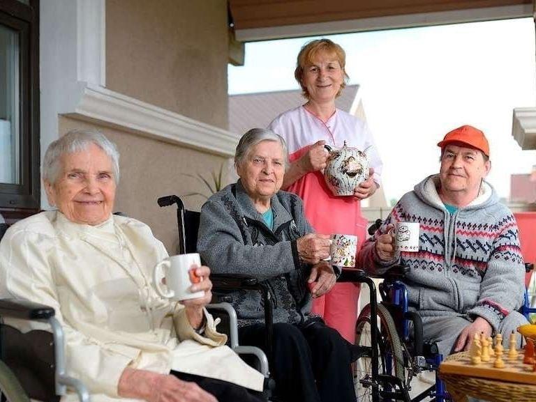 Дом престарелых для душевнобольных
