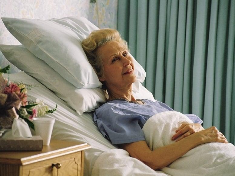 Пансионат для лежачих больных после инсульта