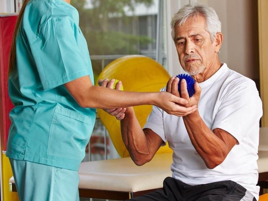 Дом престарелых для больных после инсульта