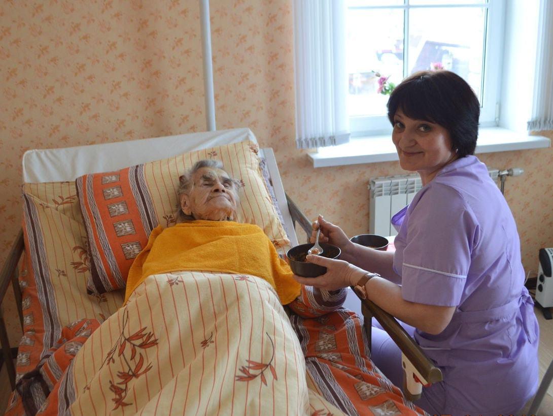 Частный пансионат для лежачих больных