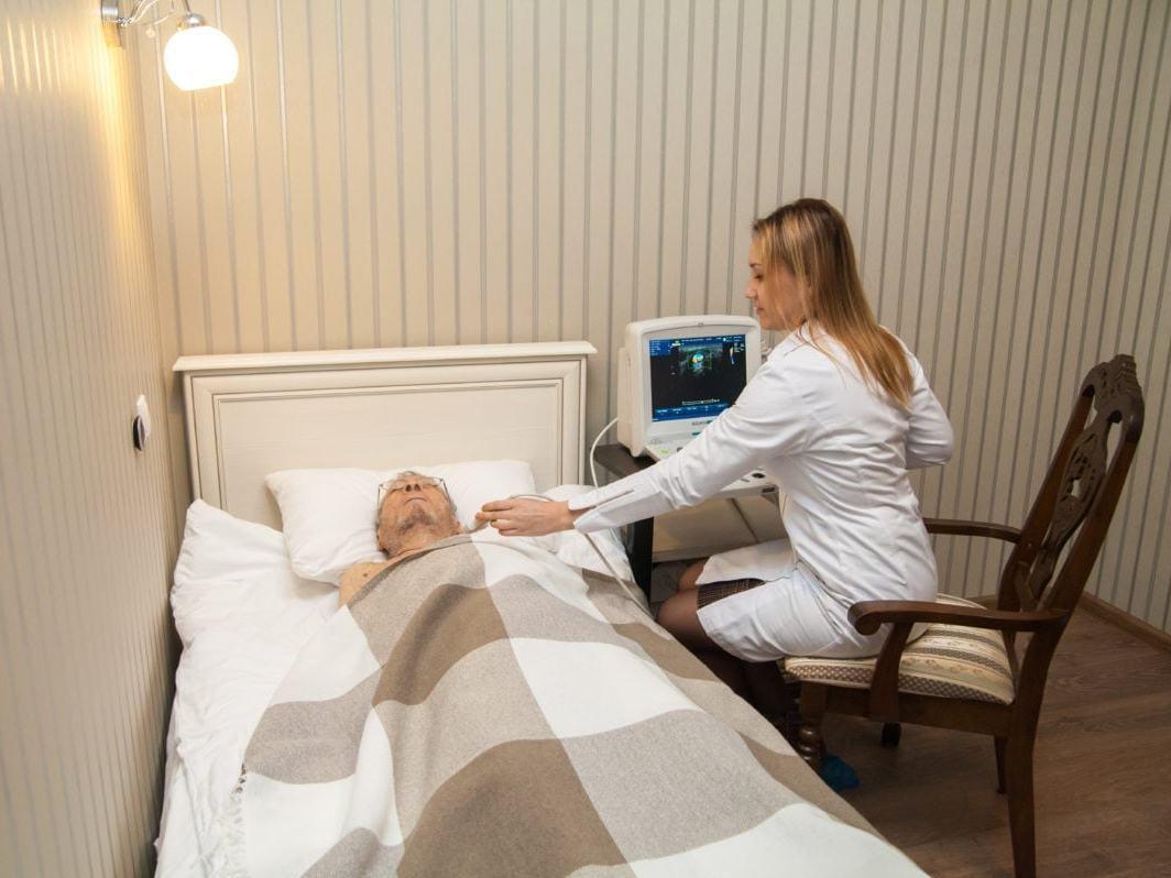Пансионат для лежачих больных в Подмосковье