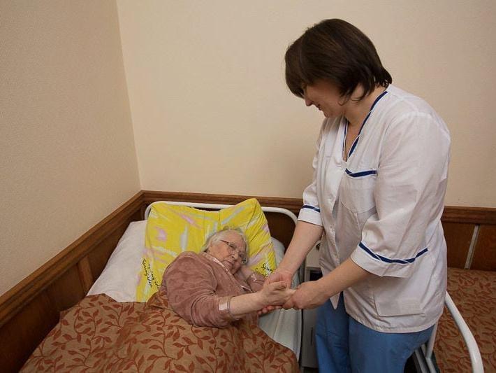 Реабилитационный центр для пожилых людей москва