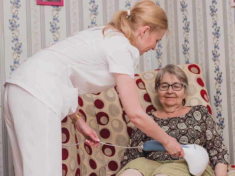 Пансионат для пожилых людей с Альцгеймера